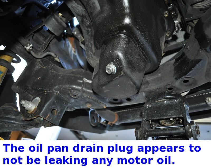 The Most Likely Culprit In A 4 Cylinder Manual 2wd Toyota 4runner Leaking Motor Oil Toyota 4runner Forum Largest 4runner Forum