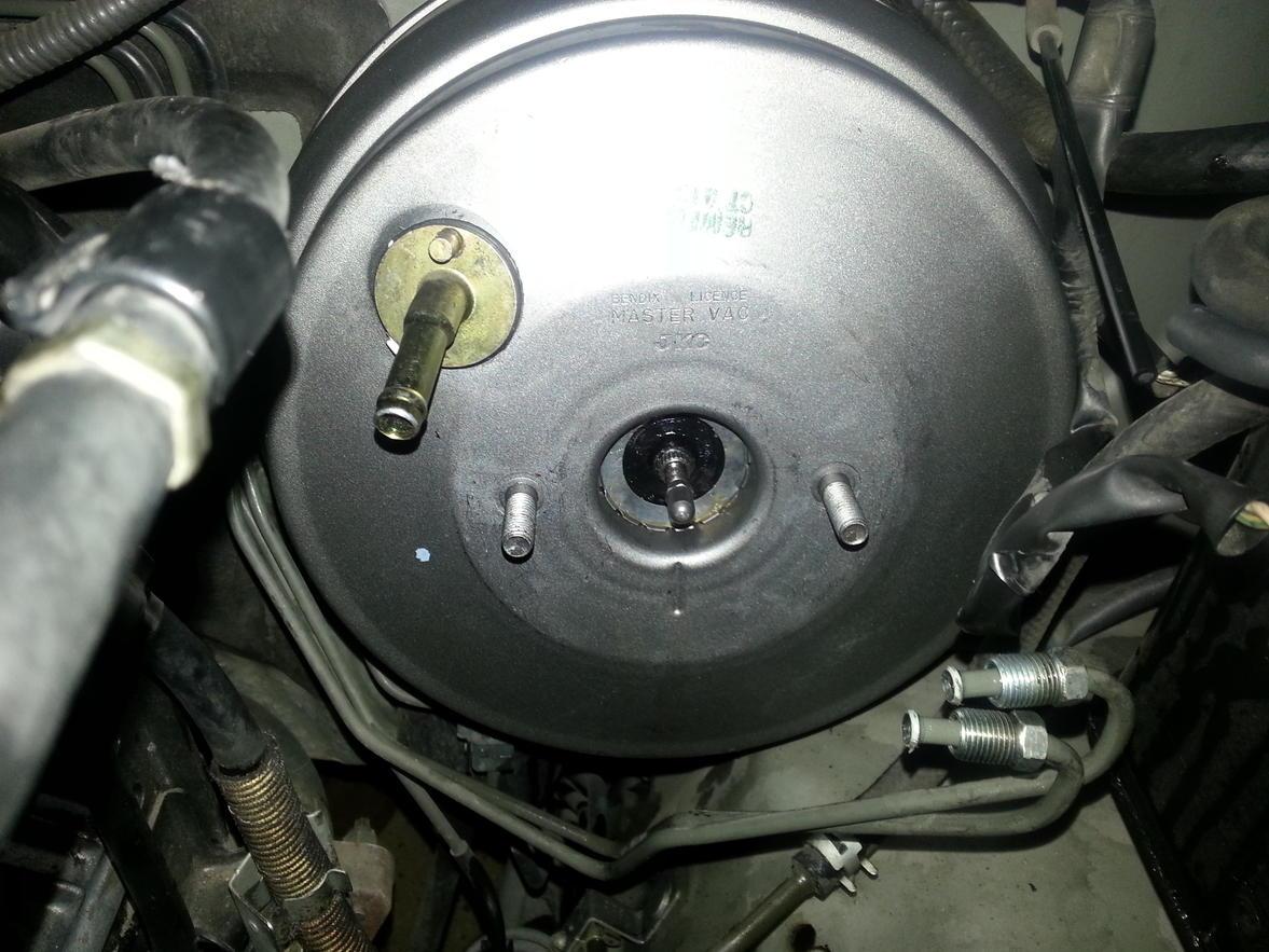 Brake Booster Install 99 4 Runner Jpg