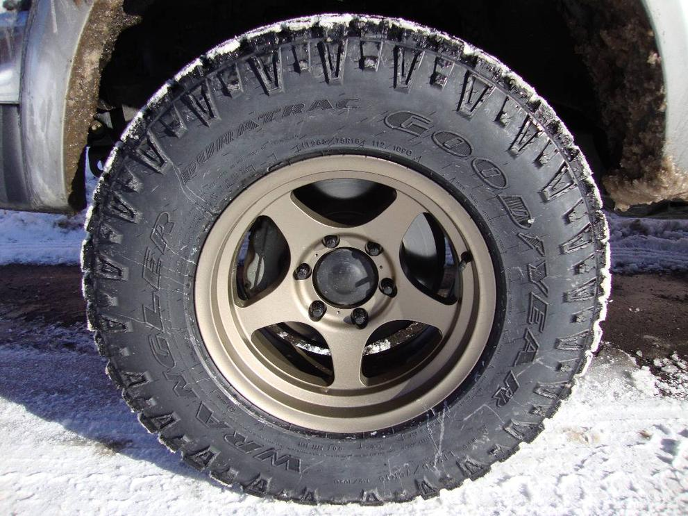 "Five Star Toyota >> FN Wheels Five Star Matte Bronze 16"" - Toyota 4Runner Forum - Largest 4Runner Forum"