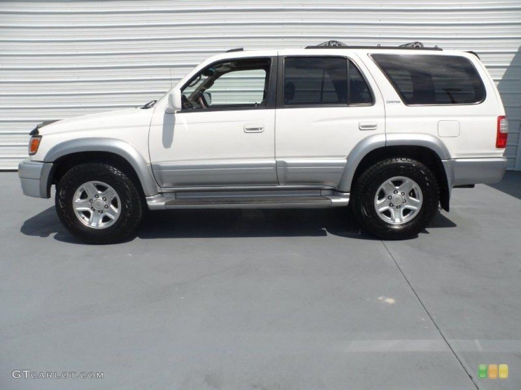 I Need Help For My White 2000 Limited 4runner Toyota