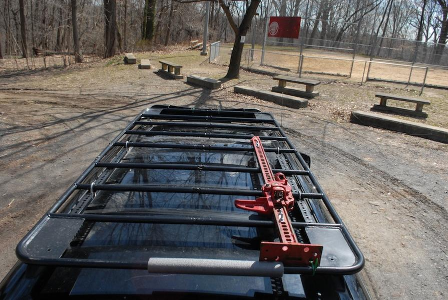 Post Pics Of Your Roof Rack Basket Toyota 4runner Forum