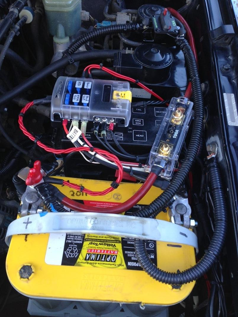 87 Toyota 4runner Fuse Box Wiring Library Celica Location Attached Image 1353 Kb Accesory Install