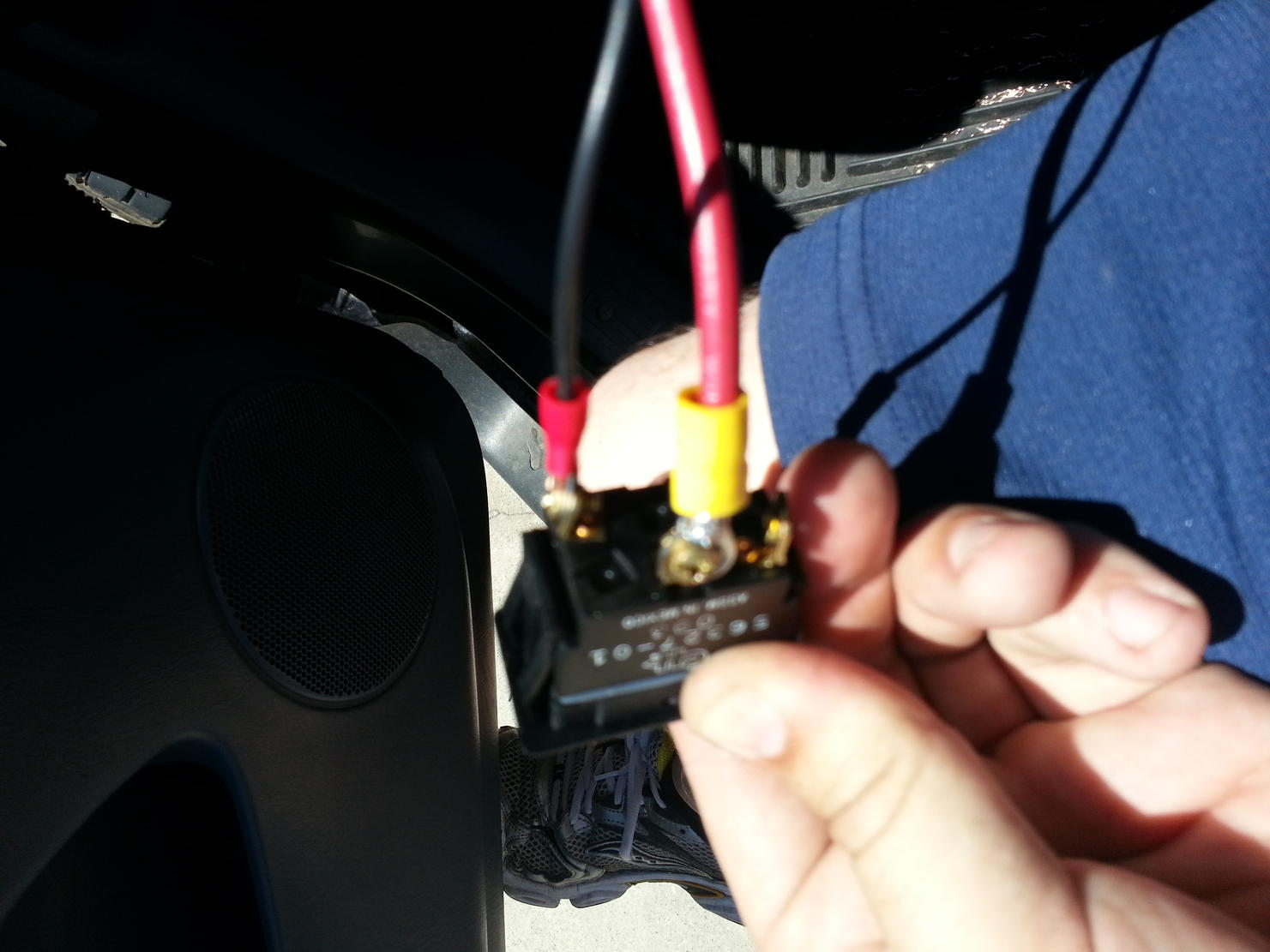 Accesory fuse box install - Toyota 4Runner Forum - Largest 4Runner on