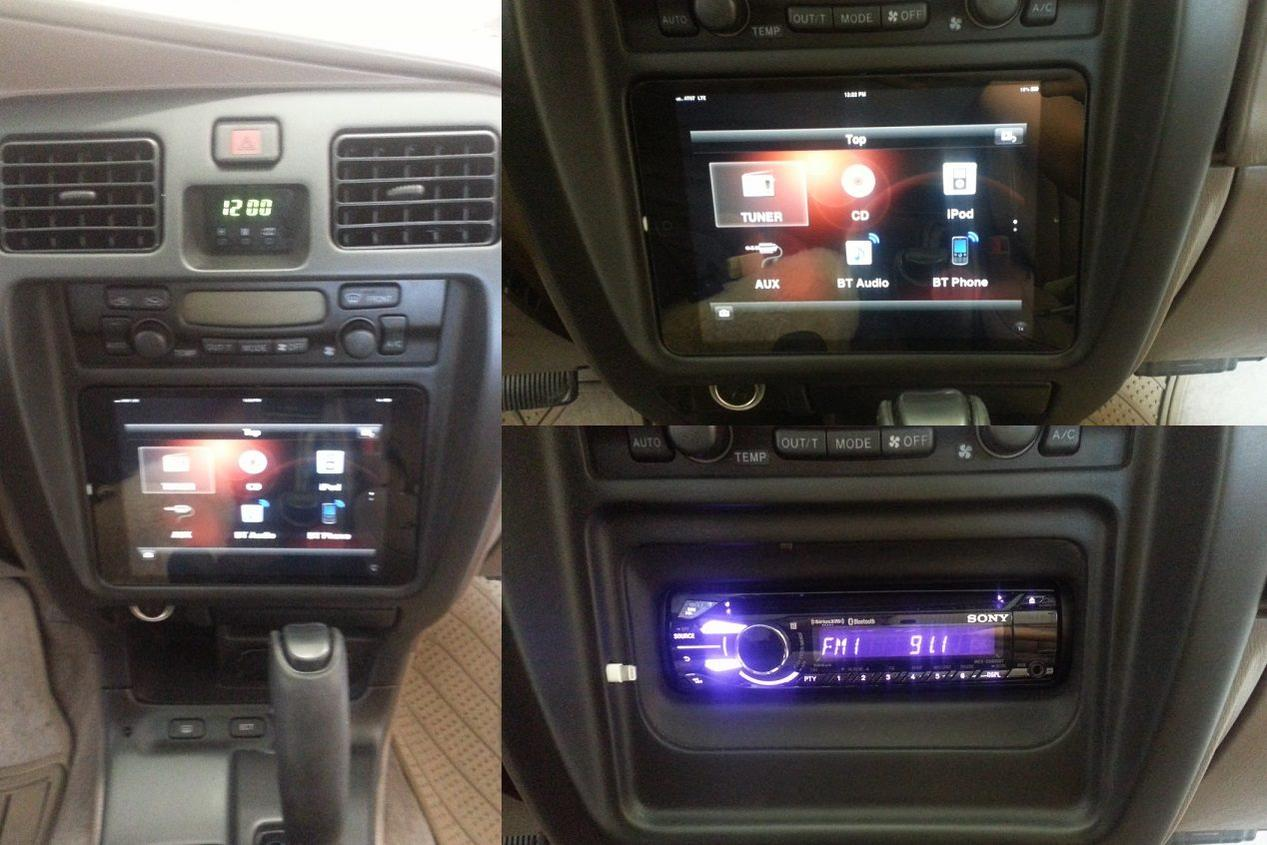 How Did You Mount Your Ipad Nexus 7 Other Android Tablet Ect Mini Dash 2003 Chevy Silverado Attached 1052151 622316811126207 1295301162 O 1300 Kb