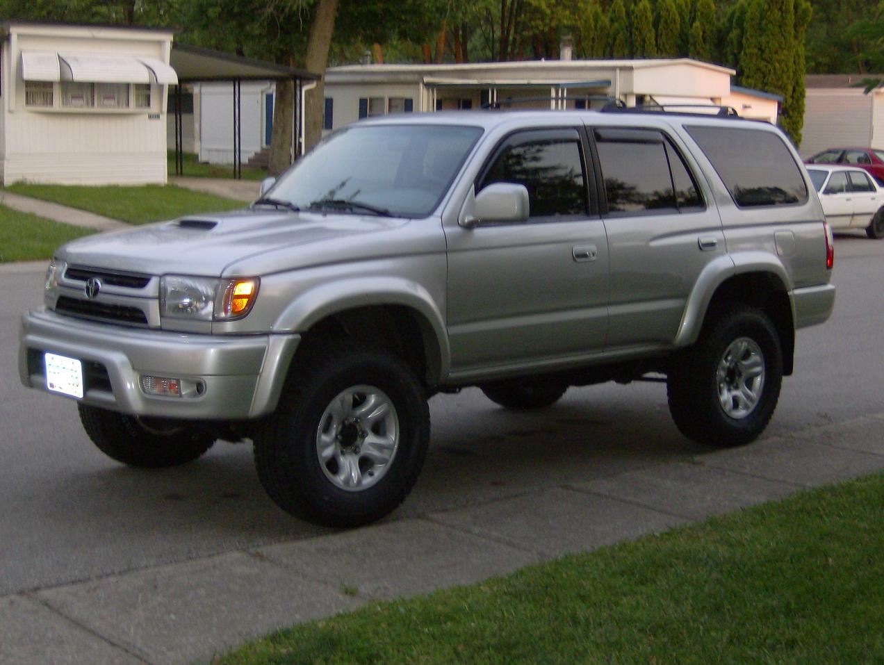 Please Post Pictures Of Your 2001 2002 4runner Sport Edition Toyota 4runner Forum Largest