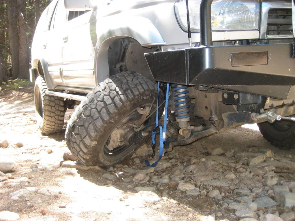 Official Lower Ball Joint Write Up Thread - Toyota 4Runner Forum