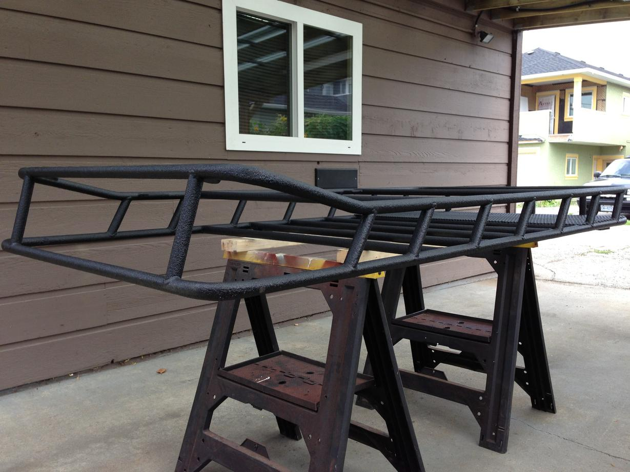 Socco Builds A Roof Rack Toyota 4runner Forum Largest