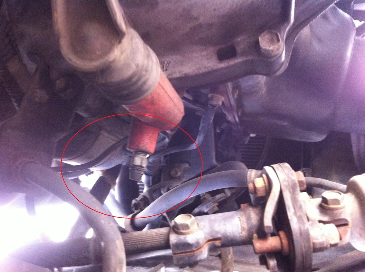 Can T Find Tranmission Fluid Dipstick Pls Help Toyota