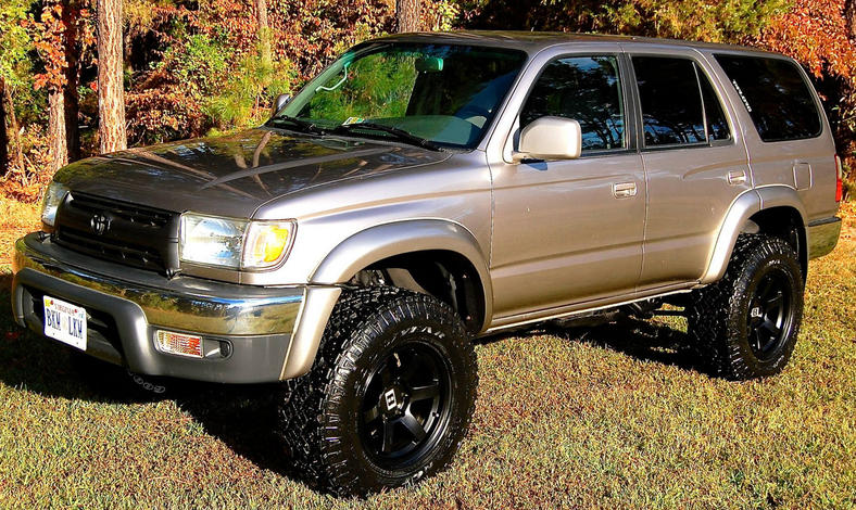 My Sons Birthday Present Toyota 4runner Forum