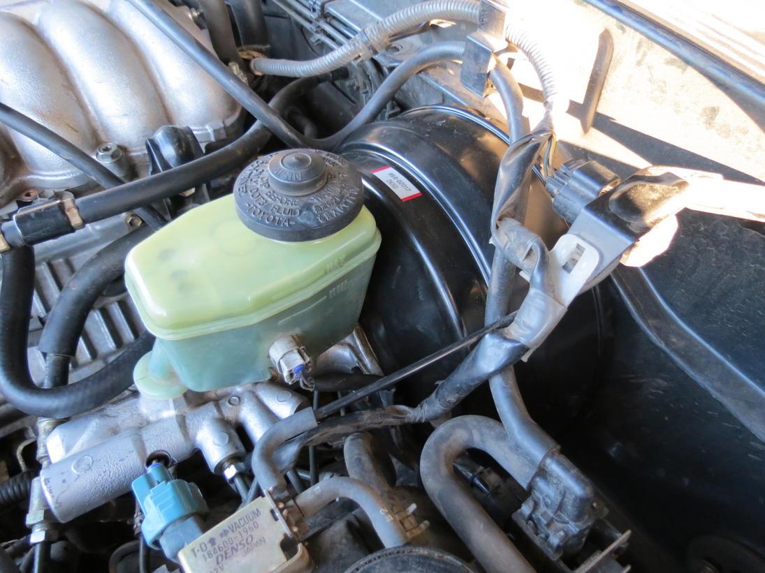 Tips on power brake booster install! - Toyota 4Runner Forum