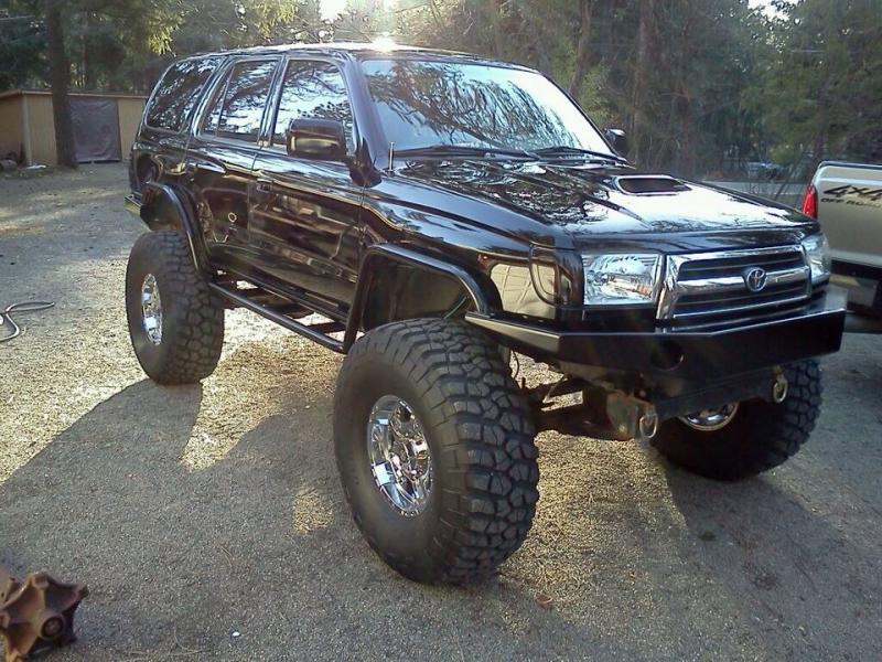 Stolen 4Runner, Grants Pass, OR - Toyota 4Runner Forum