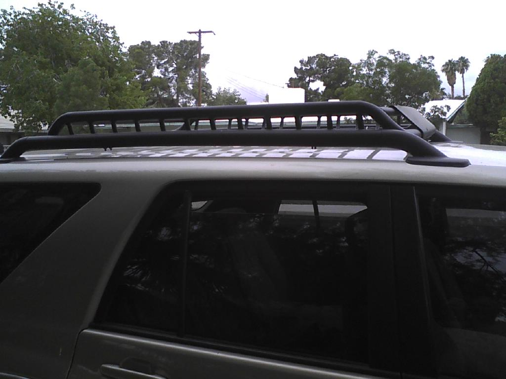 Experience Rola Roof Basket Toyota 4runner Forum