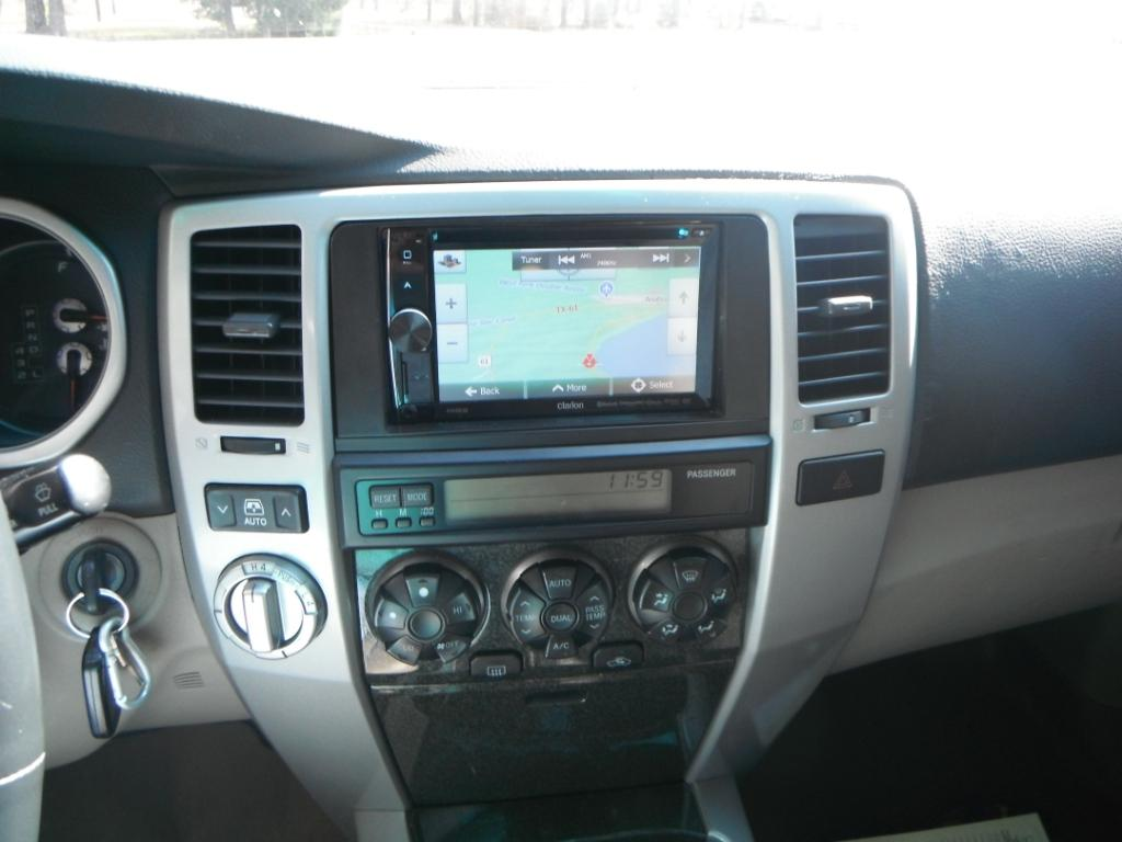 Fosgate amp and subwoofer install with pics - Toyota 4Runner Forum ...
