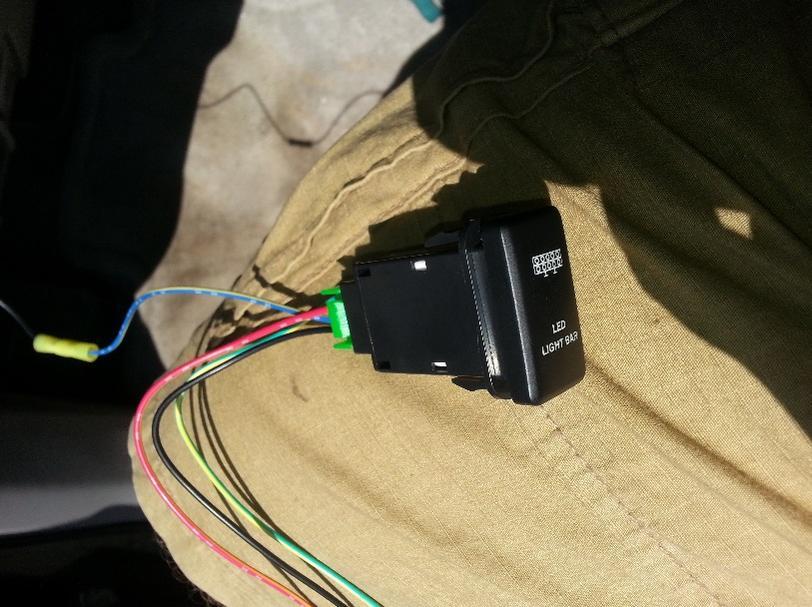 128902d1409509625 wiring light bar 20140831_112035 wiring for light bar toyota 4runner forum largest 4runner forum 4th gen 4runner wiring diagram at panicattacktreatment.co