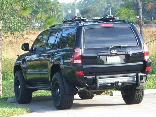 Bike Rack For 06 4runner Sr5 Page 2 Toyota 4runner
