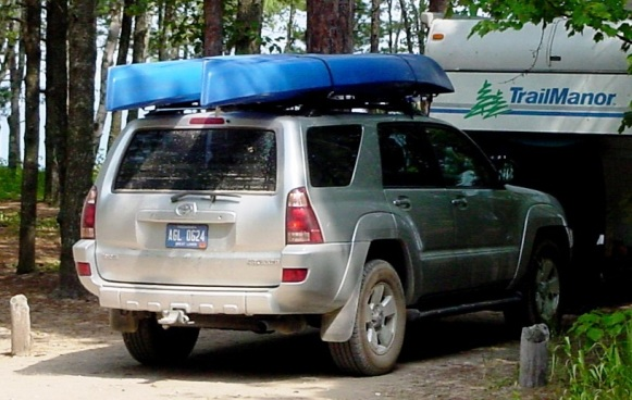 Diy Kayak Rack Toyota 4runner Forum Largest 4runner Forum