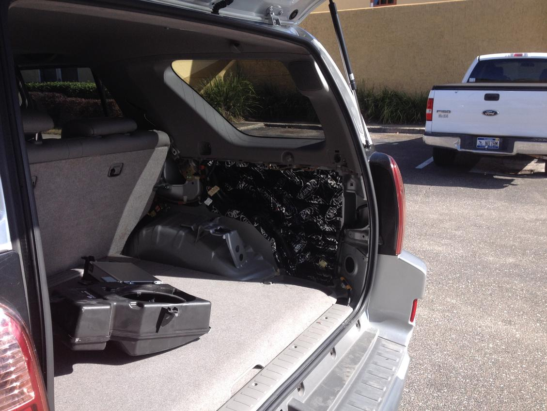 4runner Amp Wiring Wire Center Toyota Diagram Replaced Jbl Sub Added Install Pics Info Page 23 Rh Org