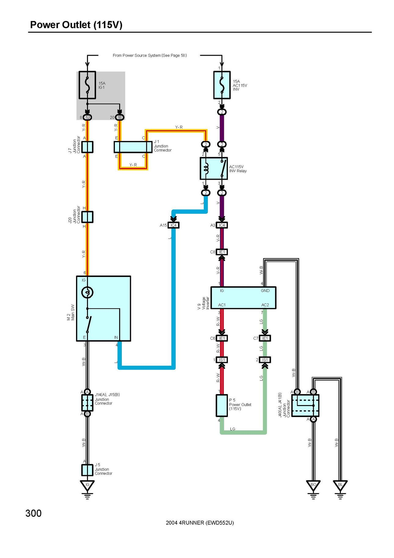 115v AC OEM inverter wiring diagram/pin out? - Toyota ...