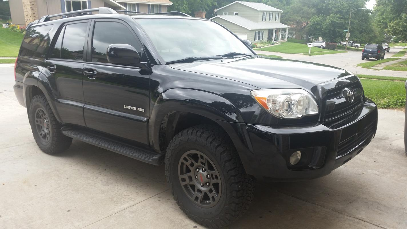 The 4th Gen Trd Pro Wheel Picture Thread Page 5 Toyota 4runner Forum Largest 4runner Forum