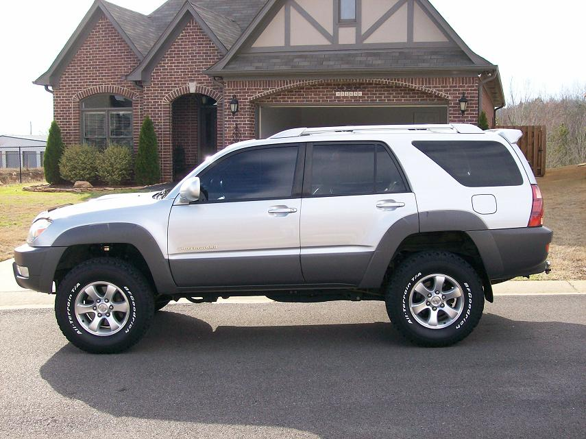 Post Pictures Of Your Lifted 4th Gen 4runner Toyota