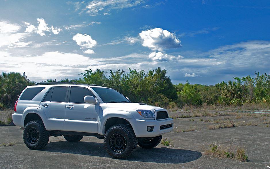 White Exterior Color  - Toyota 4runner Forum