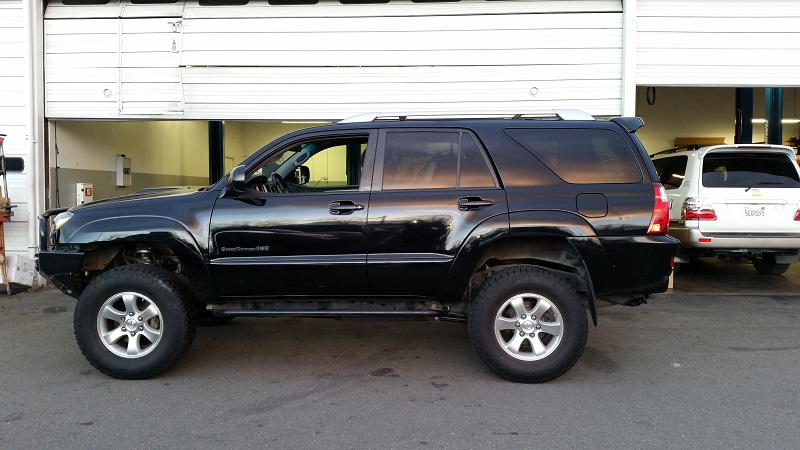 4th Gen Body Lifts Toyota 4runner Forum Largest