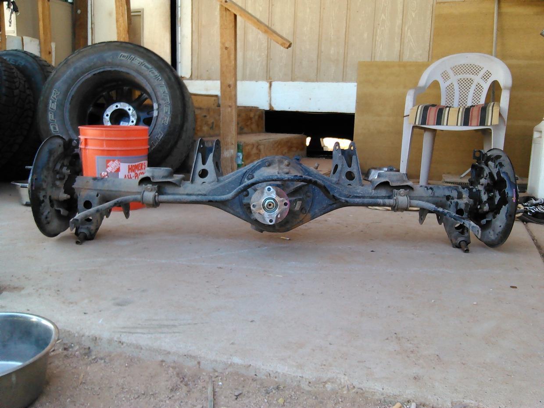 07 Fj Rear W Elocker In 04 Sr5 Low Range E Locker Harness Toyota Wiring Image