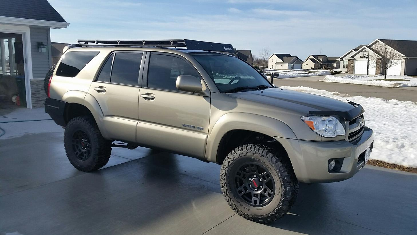 Full Length Roof Rack Gamiviti Toyota 4runner Forum Largest 4runner Forum