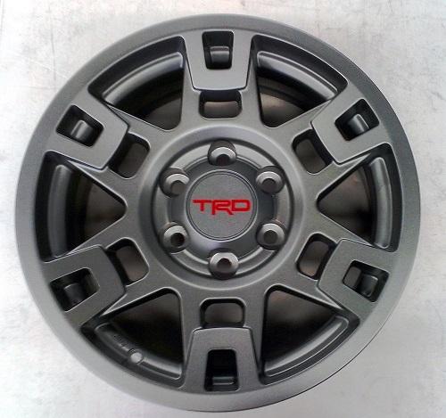 Powder Coating Sport Edition Wheels  Toyota 4Runner Forum