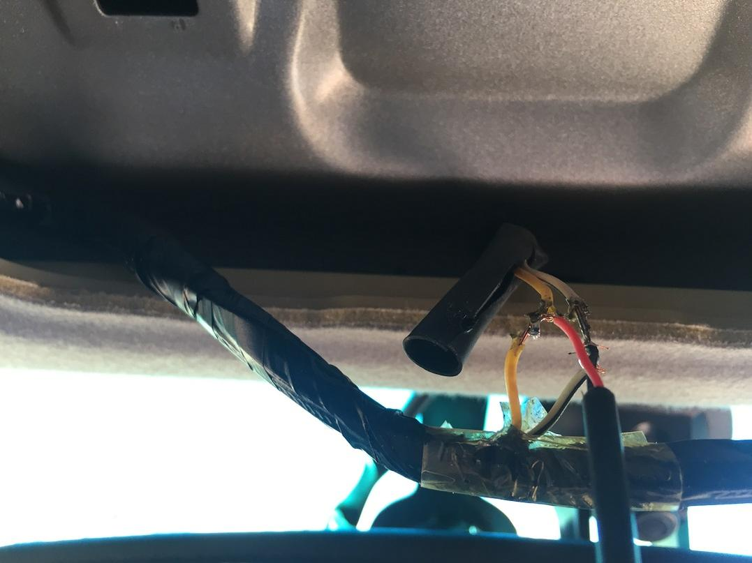 Dashcam hardwire into rearview mirror power-img_9687-jpg