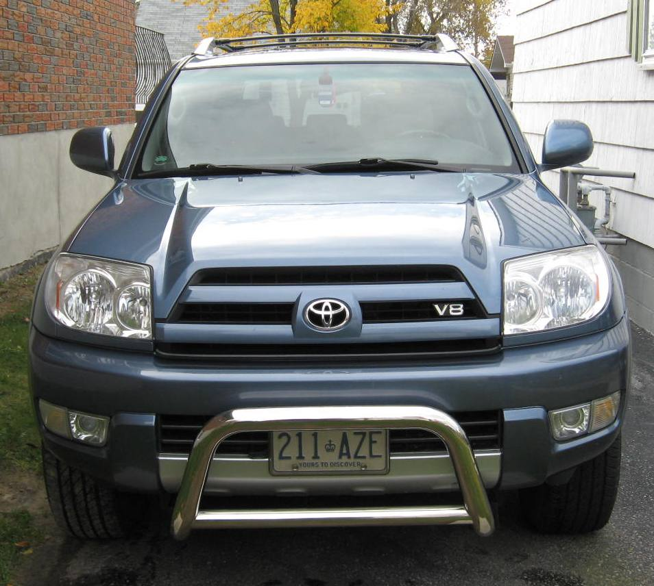 Bull Bar On 4th Gen S Lets See Em Please Toyota