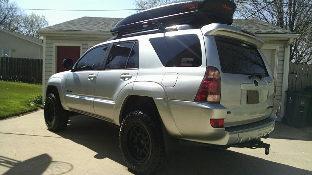 compiled fj springs lift info for 4th gen page 65 toyota 4runner forum largest 4runner forum. Black Bedroom Furniture Sets. Home Design Ideas