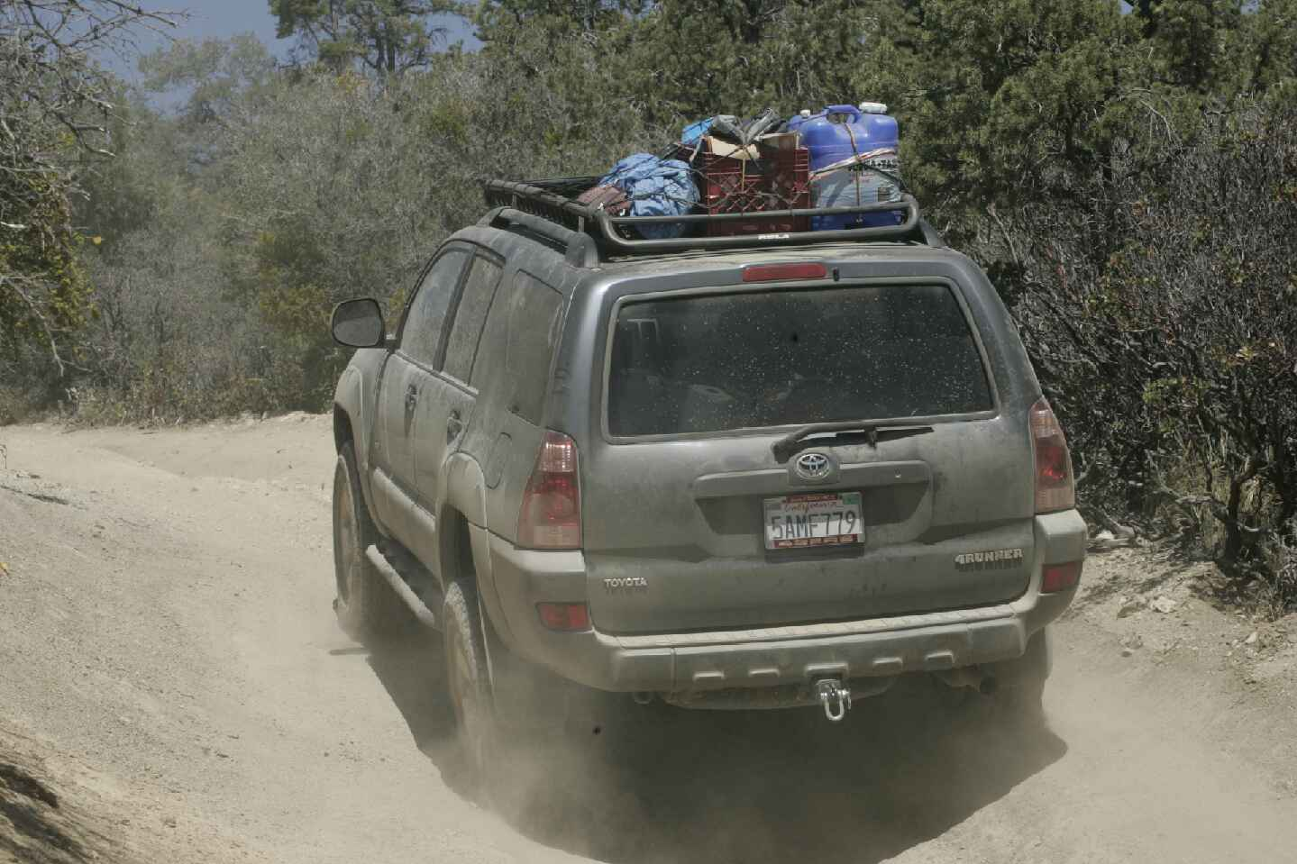 Experience Rola Roof Basket Page 5 Toyota 4runner