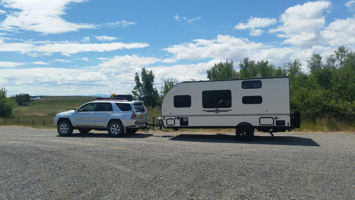 My Experience Towing A Travel Trailer 4 000 Miles Wtih A