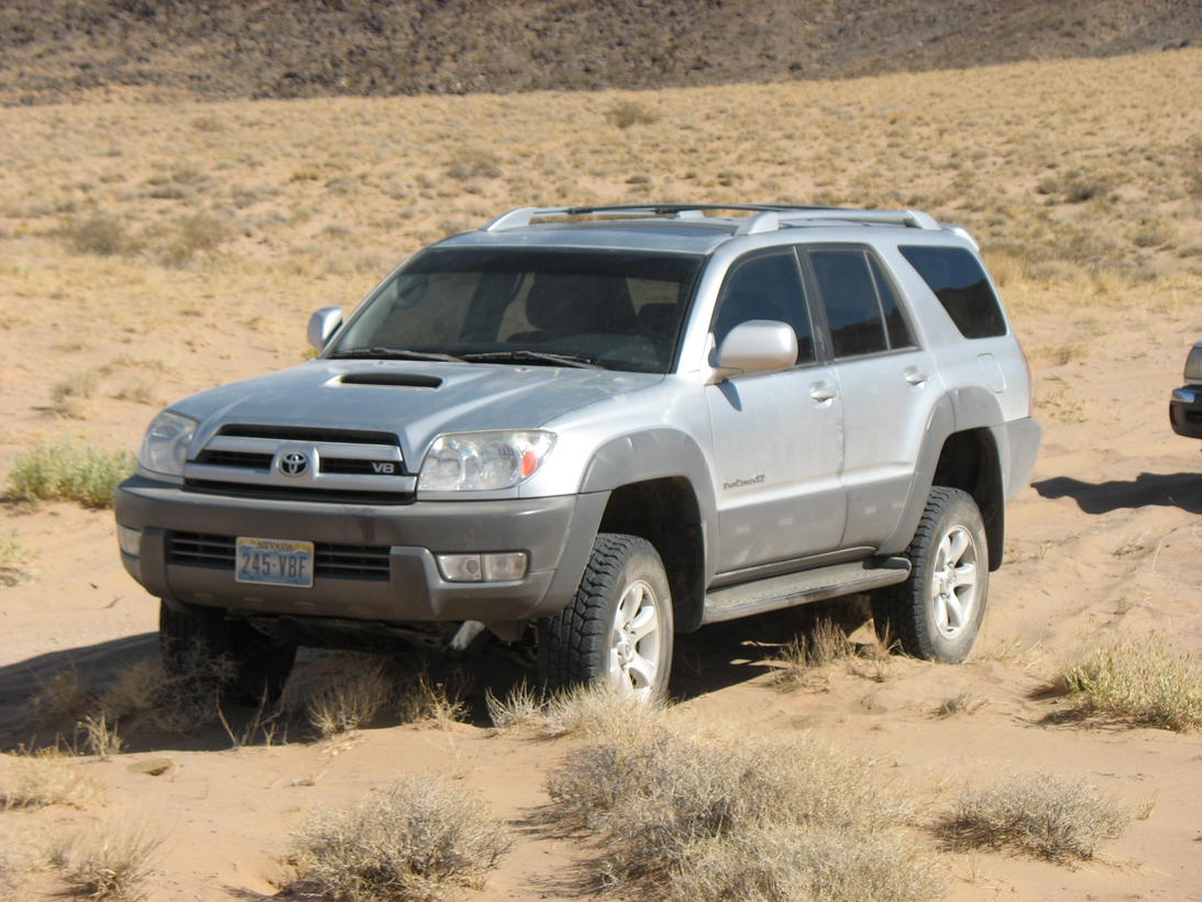 Rear end clunk **Solved** - Toyota 4Runner Forum - Largest