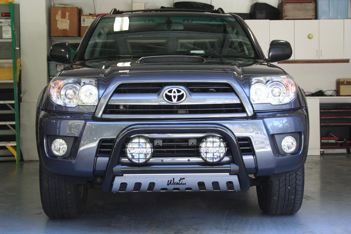 Bull bar driving lights toyota 4runner forum largest 4runner forum these are 520s aloadofball Image collections