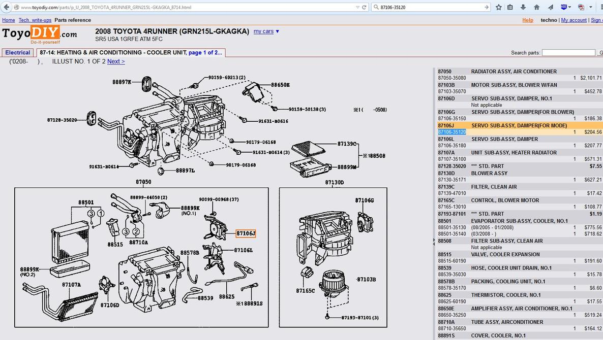 Acura Tsx Wiring Diagram Control 2004 Rsx Headlight Toyota 4runner Air Conditioning 2005 Radio