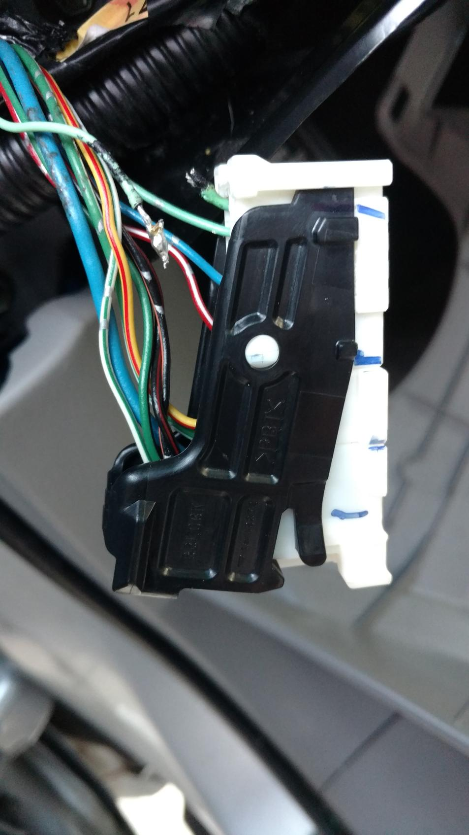 Wiring Harness Terminal Toyota 4runner Forum Largest Wire Management Attached Img 20161228 160841301 1123 Kb