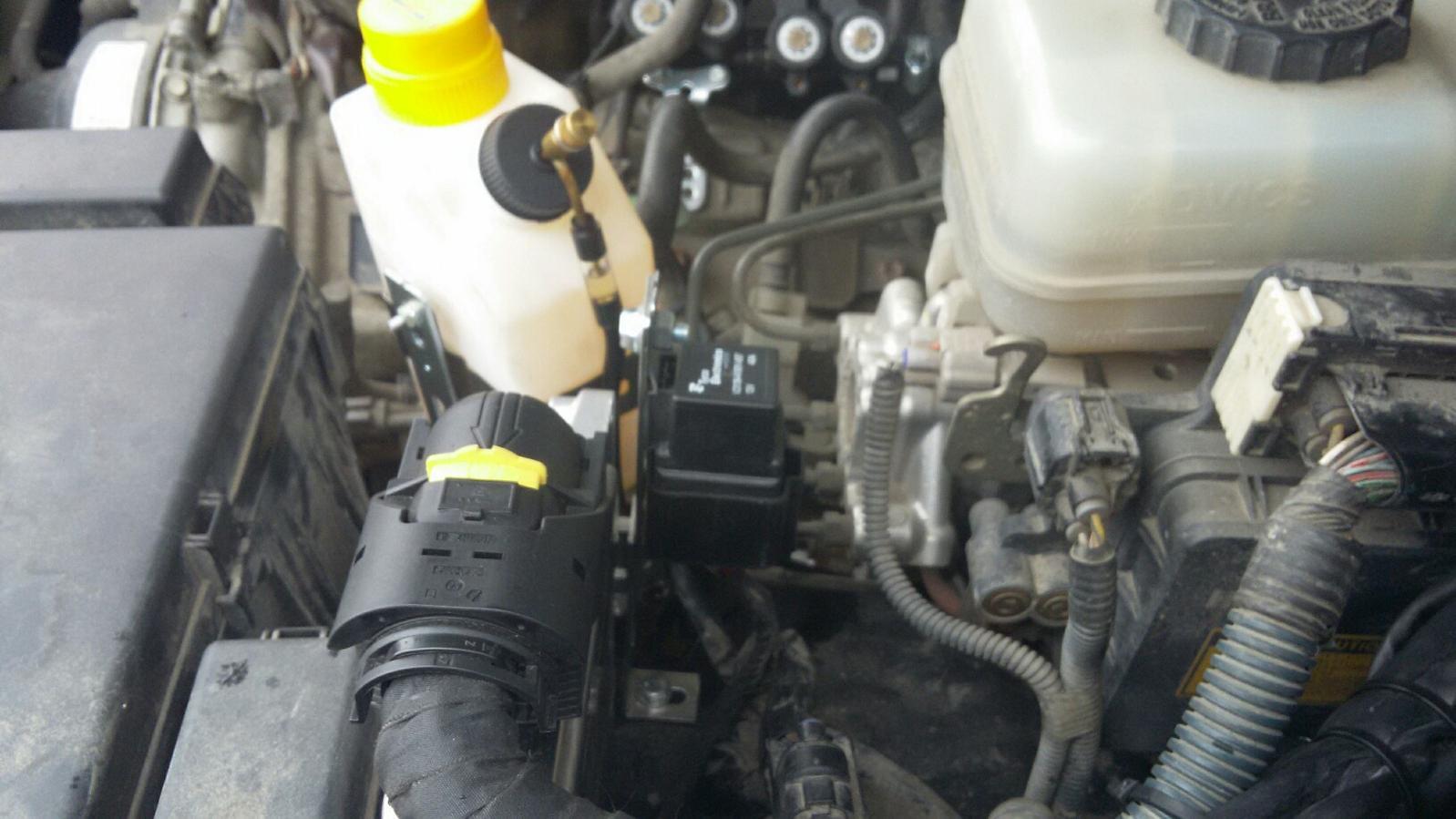 converting the 2UZ-FE (V8) to LPG gas - Toyota 4Runner Forum