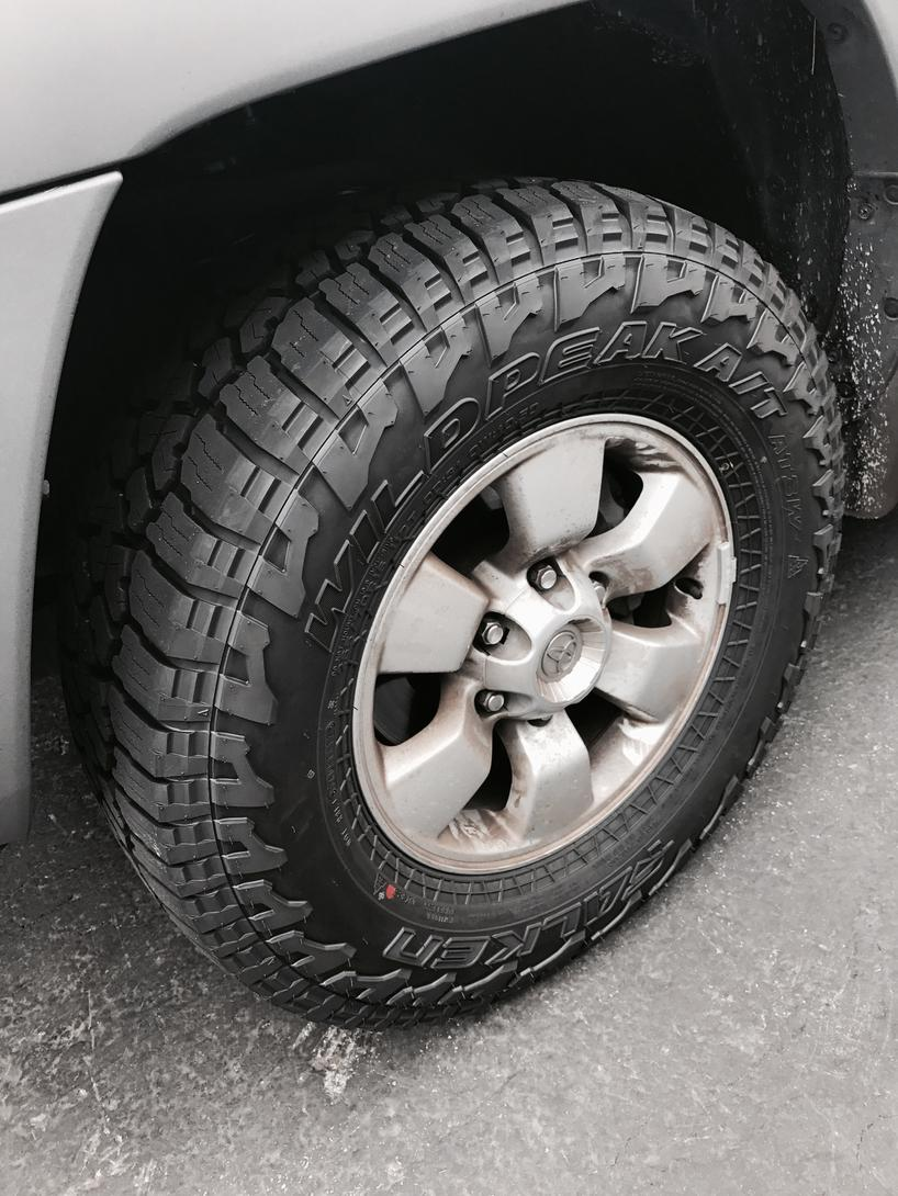 Falken Wildpeak At Reviews >> Falken Wildpeak AT3W: initial impressions - Toyota 4Runner Forum - Largest 4Runner Forum