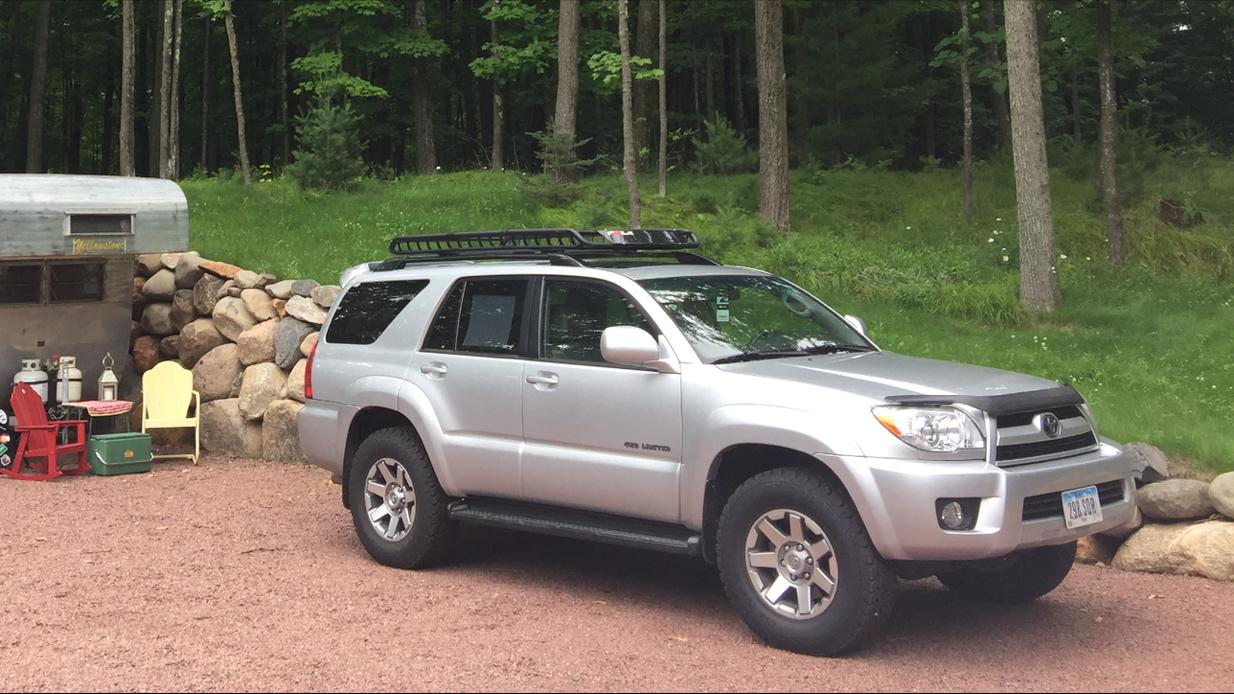 Experience Rola Roof Basket Page 8 Toyota 4runner Forum Largest 4runner Forum