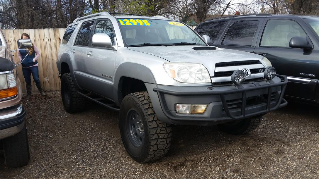 Mumtaxi The 2003 V8 Sport Build Toyota 4runner Forum Largest