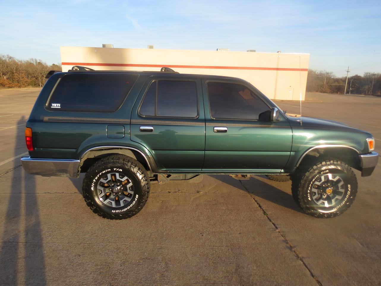 16 Tacoma Rims Toyota 4runner Forum Largest 4runner Forum
