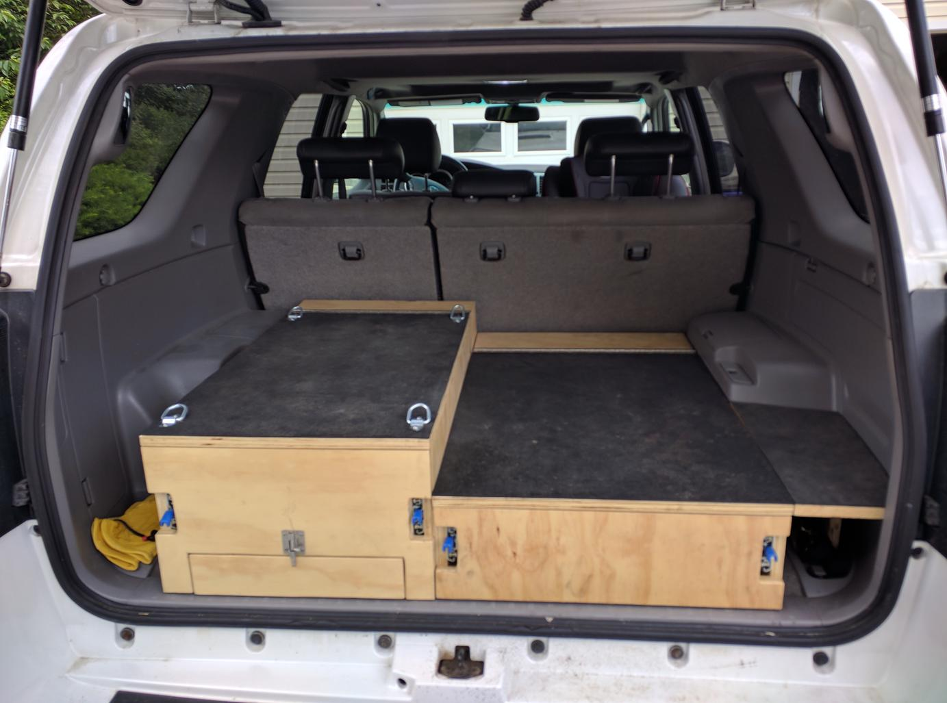 Dog Overland Setup Ideas Toyota 4runner Forum Largest 4runner Forum