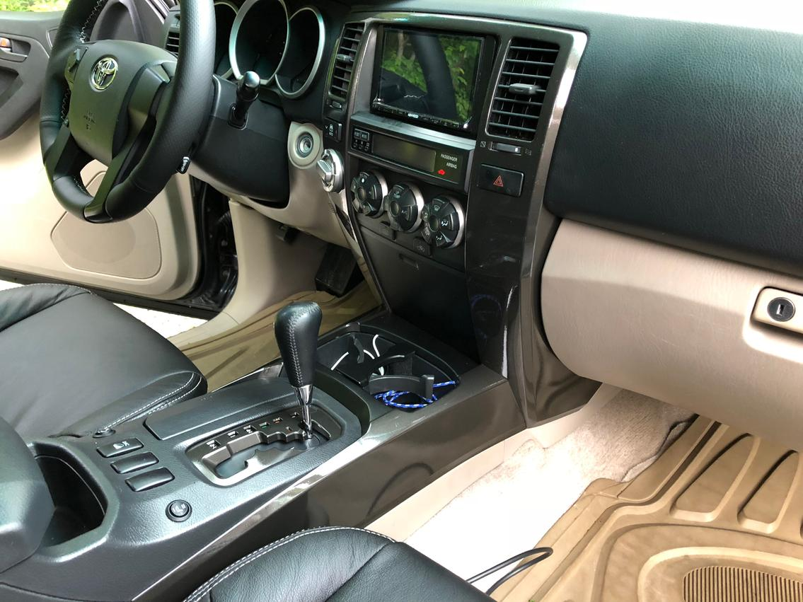 Interior Grey Trim Bezels Color Code Anyone Figured It Out Toyota 4runner Forum Largest 4runner Forum
