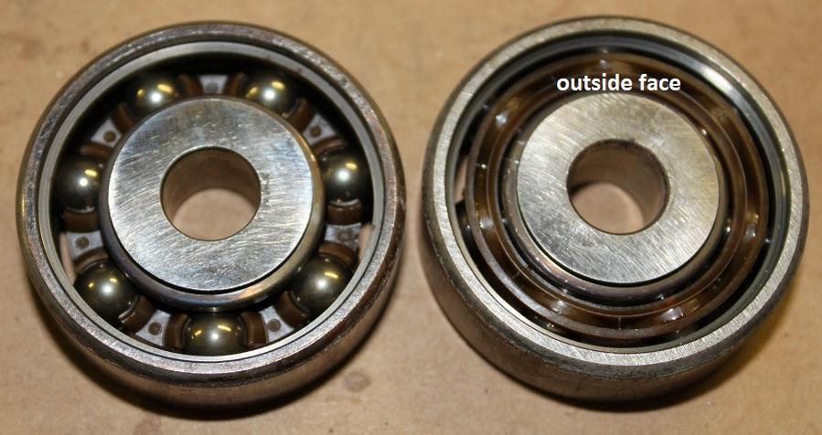 bad alternator bearing