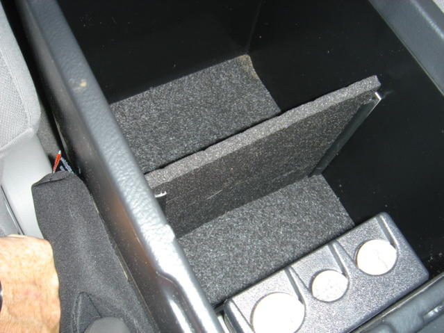 """My solution to organizing the center console """"bucket""""-dsc00501-jpg"""