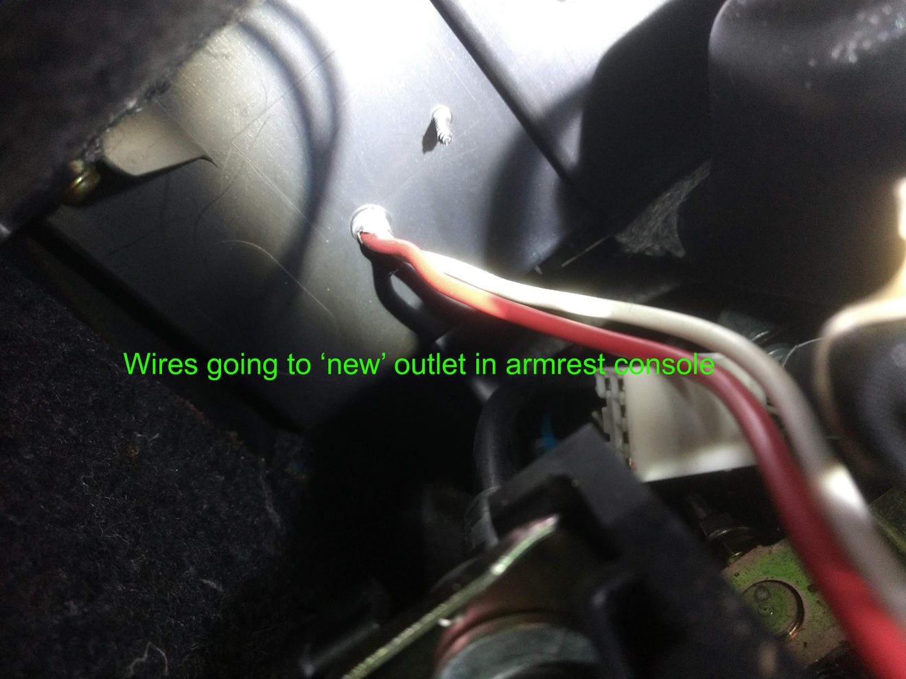12v Outlet In Console Not Connected Toyota 4runner Forum Wiring A New Wiring2