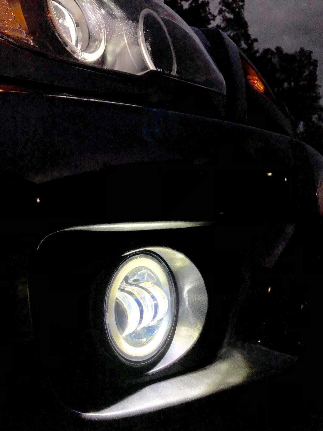 Fog Light Retrofit Finally Done Pics On Page 2 Toyota Switch Fj Cruiser Forum Attached Img 3923 1283 Kb