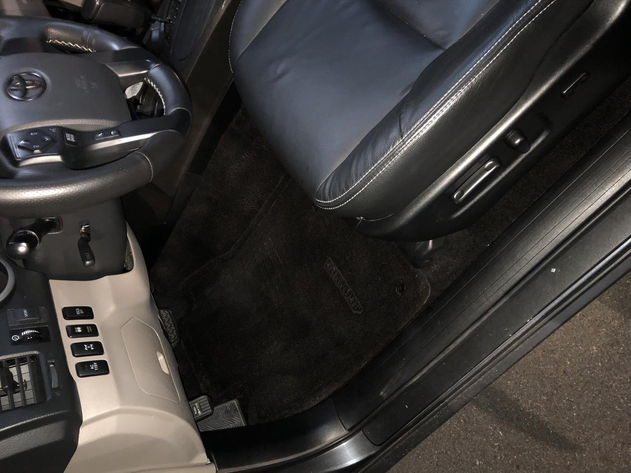 Black Interior Project More Updates Soon Toyota 4runner Forum Largest 4runner Forum